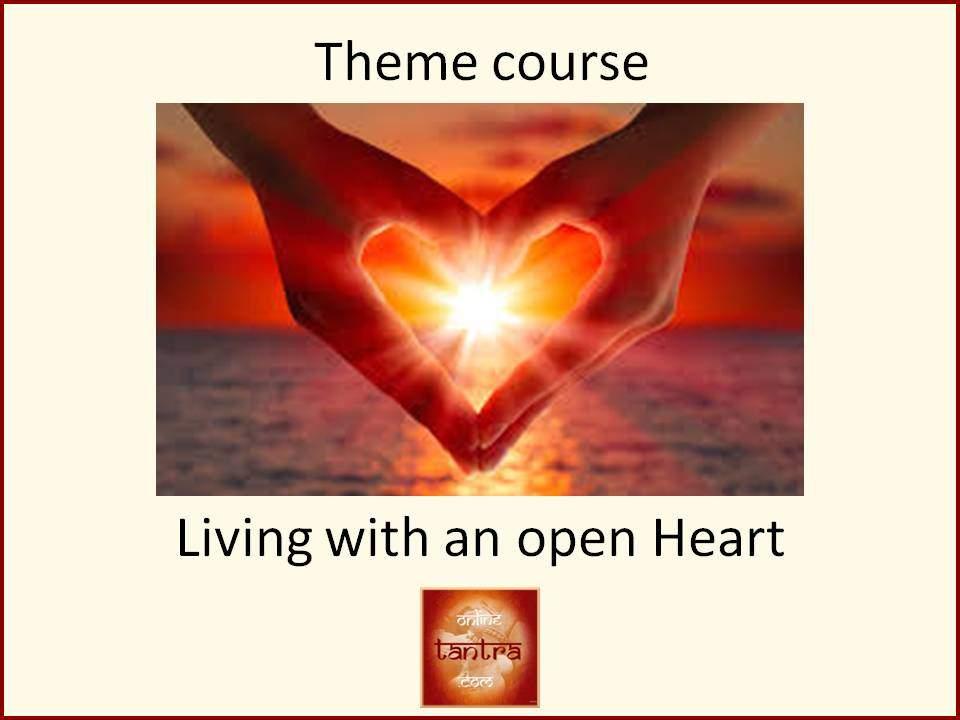 e-Course Living with an open Heart