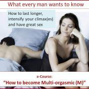 OTC e-Course How to become multi orgasmic