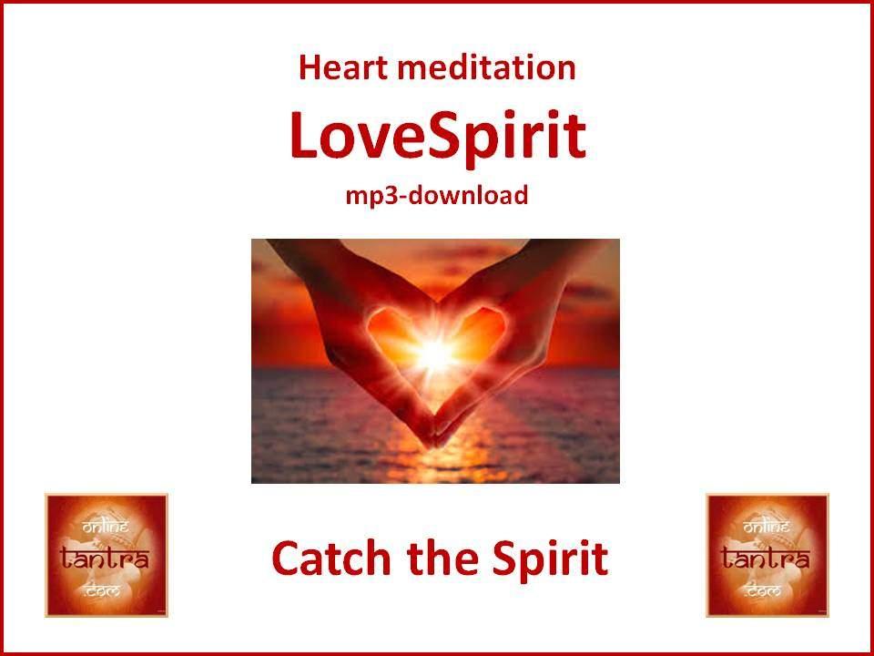 Heart meditation LoveSpirit