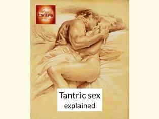 Tantric sex explained