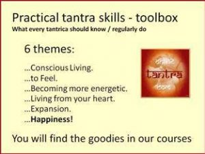 Tantra for beginners: tantra themes