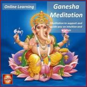 OTC Ganesha meditation - to connect with intuition and wisdom