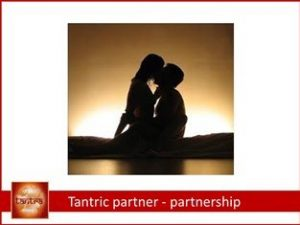 Tantric partner - how to find you tantric partner
