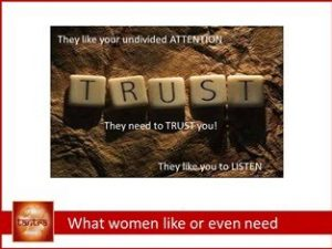 What women like