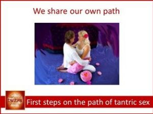 Tantric sex - first steps