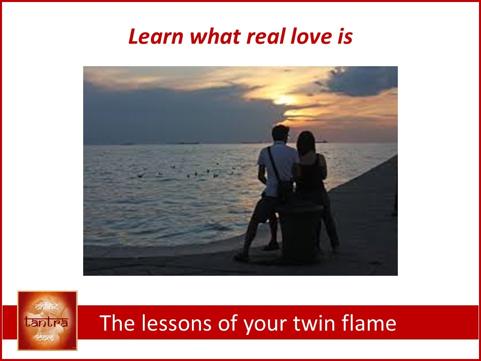The lessons of your twin flame, what is the message from this experience